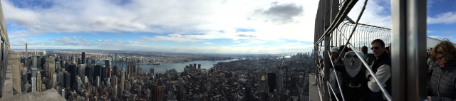 Top of Empire State Building